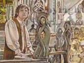 Frodo en Rivendel